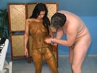 Sklavin scat scat slave